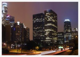 Downtown Los Angeles by trinity-77