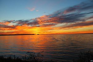 Fall Sunset Series #53 by LifeThroughALens84