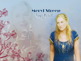 Simply the Best Meryl Streep 2 by KadouCreations
