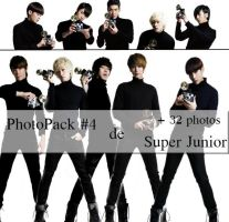 Photopack #4 de Super Junior by JoseCr97