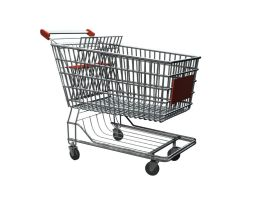 shopping cart by panchito420