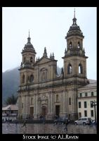 Bogota Cathedral by Fiverstock