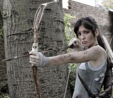 Tomb Raider 2013 - Cosplay Preview by IthinkIwasInHeaven