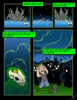 the City of R'lyeh comic by Crazon