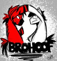 Brohoof by Coin-Trip39