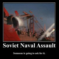 Soviet Naval Assault by ChapterAquila92