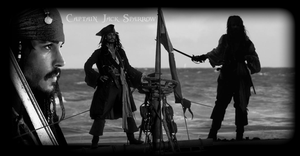 Jack Sparrow Wallpaper by Unknown-Diva