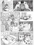 Leland Vs. Kazansky Page 2 by BrianDanielWolf