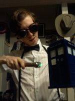 Quick 11th Doctor pics6 by CptTroyHandsome