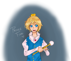 Prince Finn by Ask-us-the-Holidays
