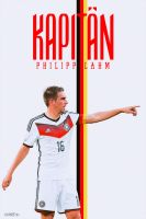 Kapitan Lahm by riikardo