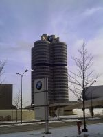 BMW Building by ShawnSPeters