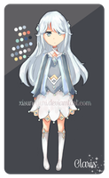 OC Reference: Claris by xisue