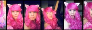 Pinkie Pie cosplay review by Stunt-Sheep