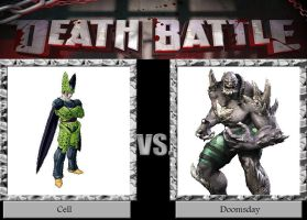 Cell vs. Doomsday by JasonPictures