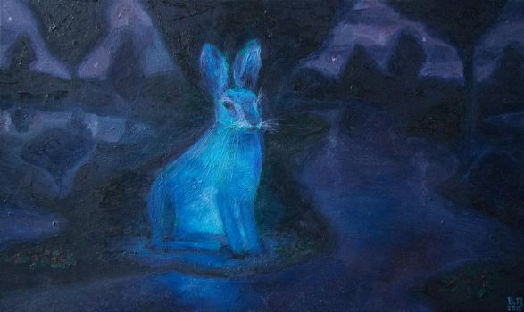 Hare by vasiliuss