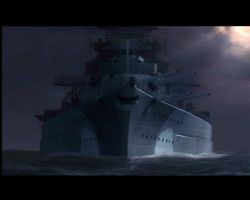 The Bismarck by GermanVillain
