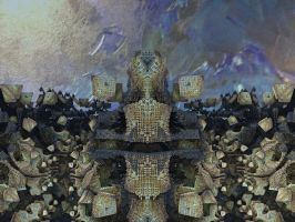 Fractal Abstract by Topas2012