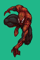 Spidey in the Rough by Assassino32