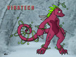 Contest Entry - Viratech by Rochejii