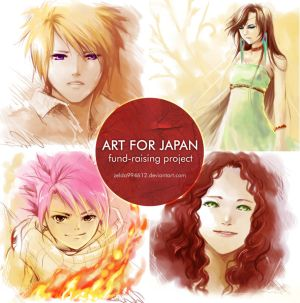 Art for Japan IV