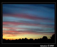 August Sunset 8 by hutsonlover