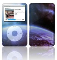 Angel From Above iPod Cover by DeviantBoz