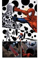 Amazing Spiderman 589 pg 13 by drewdown1976