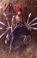 sasori by DanteCyberMan