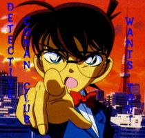 Entry for Detective Conan Club by AnimeTrekkie