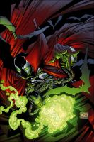 spawn  the collection by kennethfouche