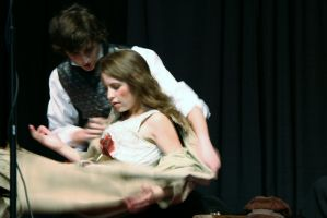 Eponine, You're Hurt... by DarthxErik