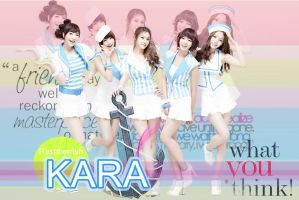 Kara Wallpaper by raspberrishxiu