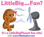 LittleBigPlanet Fansite by Serbius