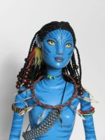 AVATAR NEYTIRI Barbie Doll by BiestHB