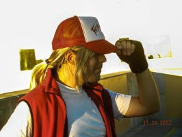 Terry Bogard cosplay 10 by IronCobraAM