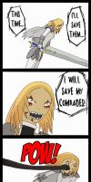 Claymore Ch 121 Alternate Ending SPOILER-ISH by AiZhaoDao