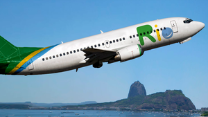 Rio Airlines - Airplane by Luned13