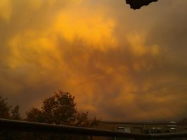 Yellow Storm by MJaaay