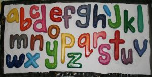 yes.. another alphabet by Yocheved