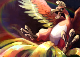 Ho-oh XIII by xTyma
