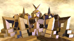 building blocks by Oxnot