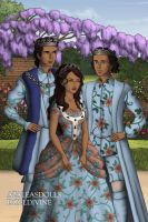 The Call Children - Tudor  Style by AnnieSmith