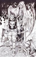 The Punisher by joraz007