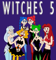 Witches r us by ZeFrenchM
