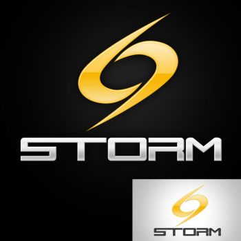 Storm Logo by TheDpStudio