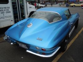1966 Chevrolet Corvette Stingray IV by Brooklyn47