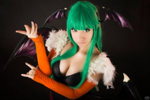 Darkstalkers Morrigan by EstampidaFotografia