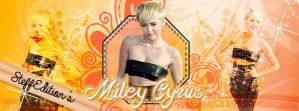 MileyCyrus-Competencia by SteffEditions