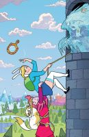 Adventure Time- Fionna and Cake, issue 1 by quin-ones